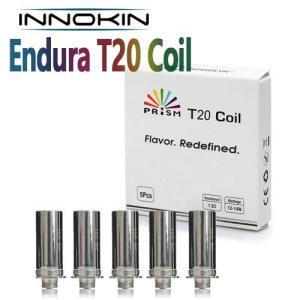 INNOKIN Endura T20 イノキン エンデュラ t20 コイル 5個セット 電子タバコ|jct-vape