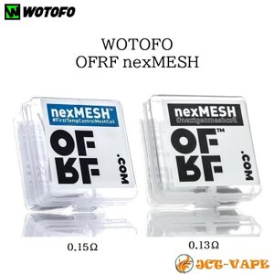 WOTOFO OFRF nexMESH COIL 10PCS for Profile RDA Profile Unity RTA Profile M RTA 電子タバコ VAPE jct-vape
