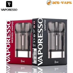 Vaporesso XTRA Pod 0.8Ω 1.2Ω ベイパレッソ エクストラ 専用ポッド 2個セット 電子タバコ VAPE|jct-vape