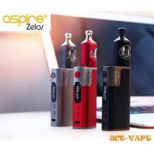 Aspire Zelos 50w Kit アスパイア ゼロス  スターターキット  電子タバコ 正規代理店|jct-vape