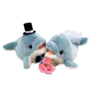 イルカのウェルカムドール(完成品) jd-bridal
