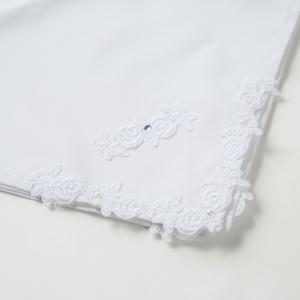 ウェディングハンカチ(ストーン)単品【メール便対象商品】ギフト 結婚祝い 結婚式ハンカチ jd-bridal