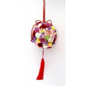 ウェディングブーケ ブライダルブーケ ブーケ造花 結婚式ブーケ 和ボールブーケ jd-bridal