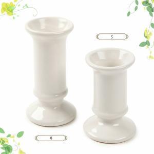 仏花用スタンド 白 花瓶(Мサイズ)仏花器|jd-bridal