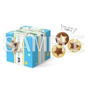 おみやクッキー 特典スクウェア缶バッチH|jd-store