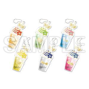 アイドルマスターSideM カラーフラッペ アクリルキーホルダーF|jd-store