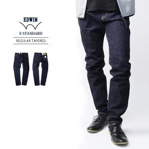 EDWIN ジーンズ エドウィン EDWIN ジーンズ デニム ジーパン レギュラーテーパード E STANDARD REGULAR TAPERED ED033-1|jeans-yamato