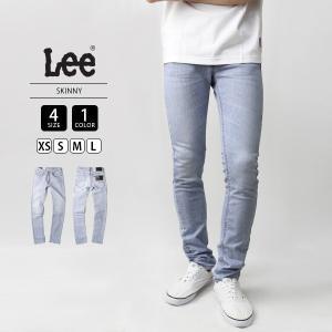 Lee ジーンズ メンズ デニムパンツ スキニーパンツ EURO RIDERS SKINNY LM0815-166|jeans-yamato