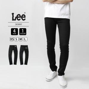 Lee ジーンズ メンズ デニムパンツ スキニーパンツ EURO RIDERS SKINNY LM0815-275|jeans-yamato