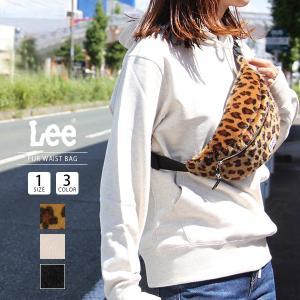 送料無料 Lee ウエストポーチ ボディバッグ 新作 ショルダーバッグ ブランド リー バッグ ミニショルダー メンズ レディース 0425573|jeans-yamato