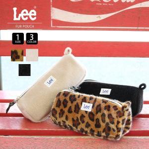 Lee ペンケース ミニポーチ メイクポーチ コスメポーチ ブランド おしゃれ ブランド リー メンズ レディース ギフト 0425596|jeans-yamato