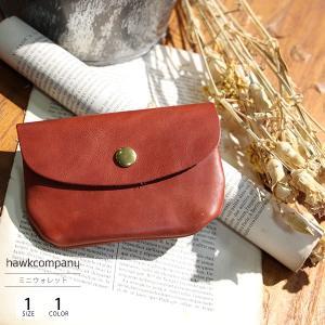 ホークカンパニー 財布 小銭入れ メンズ 本革 コインケース 小さい バレンタイン プレゼント Hawk Company 3410|jeans-yamato