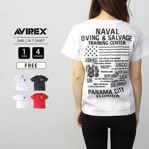 しっかりとした生地に、背中の刺繍がインパクト大なティーシャツ。  刺繍のモチーフは、NAVY SEA...