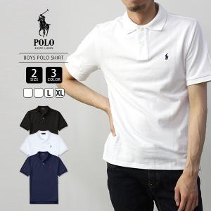 ラルフローレン ポロシャツ メンズ 半袖 POLO RALPH LAUREN シンプルロゴ刺繍 鹿の子ポロシャツ 323-603252|jeans-yamato