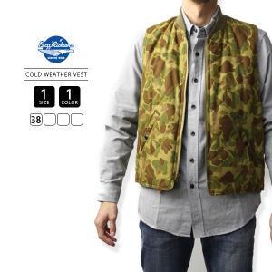 バズリクソンズ ベスト Buzz rickson's ベスト カモフラ 迷彩 AVIATION ASSOCIATES FROGSKIN BR13050|jeans-yamato