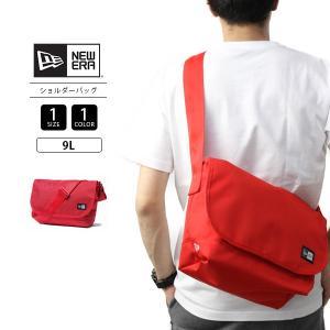ニューエラ ショルダーバッグ バッグ NEW ERA ショルダーバッグ カバン かばん 鞄 ストリート レッド 11556622|jeans-yamato