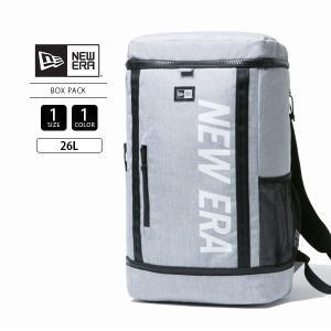 NEW ERA リュック ニューエラ バックパック ボックスパック 26L 鞄 カバン かばん 旅行 部活 ビジネス 大容量 12108791|jeans-yamato