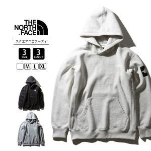 ノースフェイス パーカー メンズ 新作 THE NORTH FACE パーカー メンズ SQUARE LOGO HOODIE スクエアロゴフーディ NT61835|jeans-yamato