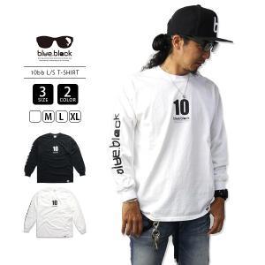 blue.black Tシャツ ブルーブラック Tシャツ 10BB L/S T-SHIRT メンズ 長袖 プリント バス釣り フィッシング BBL-002 jeans-yamato