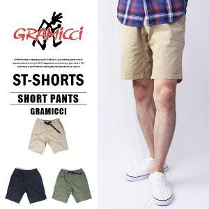GRAMICCI グラミチ メンズ ショーツ ショートパンツ ハーフパンツ ゆったりシルエット 定番 無地 ウエストゴム 8555-NOJ|jeans-yamato