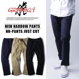 グラミチパンツ グラミチ パンツ GRAMICCI パンツ ニューナローパンツ メンズ NNパンツ NEW NARROW PANTS JUST CUT 8817-FDJ|jeans-yamato