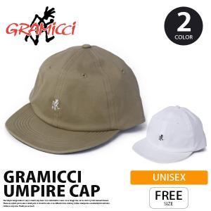 GRAMICCI グラミチ 帽子 キャップ CAP ランニングマン 刺繍 ツバ 浅め GAC-18S058|jeans-yamato