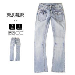 ボナベンチャー VONAVENTURE BUT レディース ジーンズ デニムパンツ 11494-12351|jeans-yamato