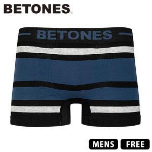 ネコポス対応 ビトーンズ ボクサーパンツ BETONES ボクサーパンツ BREATH BLACK アンダーウェア 男性用 下着 ショーツ BB001-2|jeans-yamato