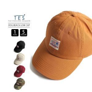 エンドレスサマー キャップ TES キャップ 帽子 THE ENDLESS SUMMER TES DOG BEACH LOW CAP サーフ 9774703 jeans-yamato