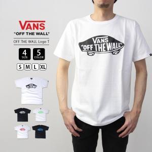 ストリートの王道ブランドの「VANS」よりメンズの新作Tシャツが入荷。  フロントにロゴがプリントさ...