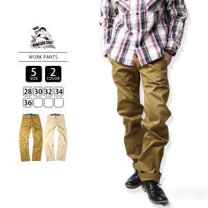桃太郎ジーンズ ワークパンツ メンズ ブランド ハイカウントウエストポイントワークパンツ 日本製 国産 4160SP|jeans-yamato