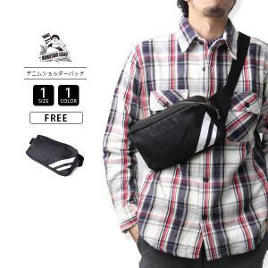 桃太郎ジーンズ バッグ デニムショルダーバッグ ウエストポーチ かばん 鞄 カバン 日本製 国産 B-12|jeans-yamato