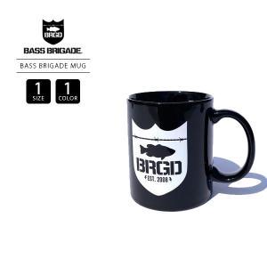 バスブリゲード マグカップ BASS BRIGADE マグカップ コップ BASS BRIGADE MUG 474-BBMG01 jeans-yamato