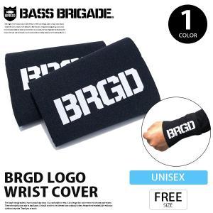 バスブリゲード リストカバー BASS BRIGADE リストカバー BRGD LOGO WRIST COVER バスフィッシング バス釣り ブラックバス アウトドア BLWC01 jeans-yamato