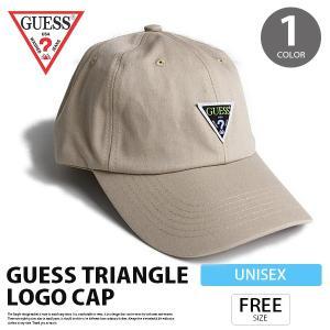 GUESS キャップ メンズ ゲス キャップ レディース メンズ 帽子 TWILL LOW CAP 男女兼用 ユニセックス AI3W8371KH|jeans-yamato