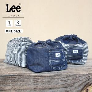 Lee ランチバッグ Lee バッグ メンズ レディース 新作 デニム LUNCH BAG LA0203|jeans-yamato