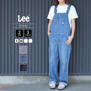 Lee オーバーオール レディース デニム 夏 ゆったり リー オーバーオール レディース OVERALLS LL0255-1|jeans-yamato