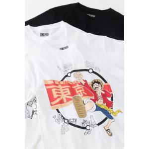 ワンピース(ONE PIECE)ご当地Tシャツ