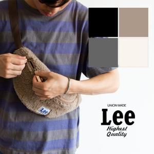 【Lee リー】ボアフリースウエストバッグ 0425431