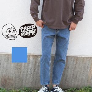 【CHEAP MONDAY チープマンデー 】レッグジーンズ メンズ ボトムス デニム 0570055-U jeansstation