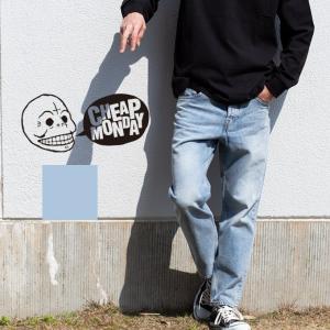 【CHEAP MONDAY チープマンデー 】レッグジーンズ 0629358-U メンズ ボトムス デニム jeansstation