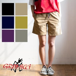 【GRAMICCI グラミチ】W'S G-SHORTS ウィメンズ Gショーツ 1100-56J