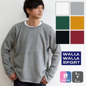 【SALE20%OFF!】【 WALLA WALLA SPORT ワラワラスポーツ 】 L/S SW...