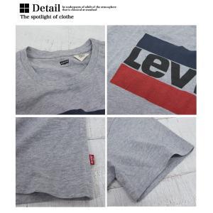 【SALE!!】【Levi's リーバイス】Levi's SPORT LOGO TEE ボックスロゴ Tシャツ 39636-00-030/39636-0002|jeansstation|10