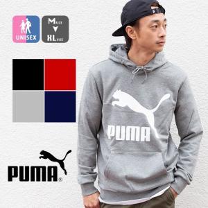 【 PUMA プーマ 】 CLASSICS LOGO HOODY クラシック ロゴ フーディー 59...