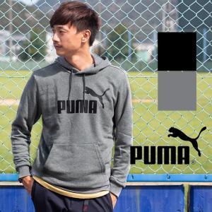 【SALE!!】【PUMA プーマ】No.1ビッグロゴ プルオーバー長袖パーカー 851745