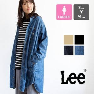 【LEE リー】 ワーク シャツワンピース 89622|jeansstation