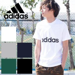 【adidas アディダス】M ESSENTIALS リニアロゴ 半袖Tシャツ BVC61/CE1928/S98731/S98732/S98738/S98730|jeansstation