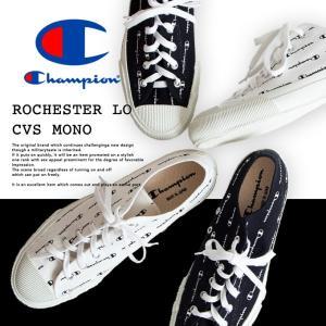 【Champion チャンピオン】ROCHESTER LO CVS MONO スニーカー C2M705|jeansstation