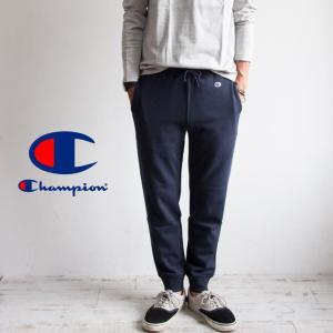 【Champion チャンピオン】ベーシック スウェットパンツ ジョガーパンツ C3-K207/メンズ/パンツ/ボトムス/スウェットパンツ/テーパード/ジョガーパンツ/BASIC|jeansstation|06